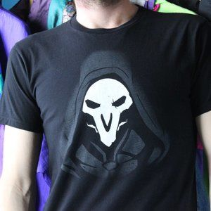 BLIZZARD Overwatch Gaming Graphic T-Shirt SIZE: Me